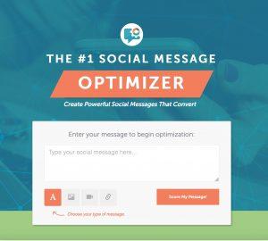 social message optimizer